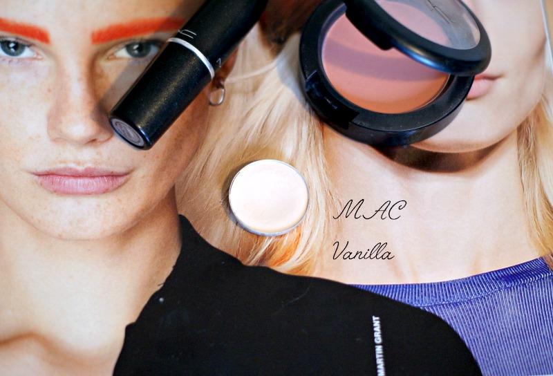 Cień Vanilla/ MAC