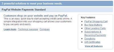 Cara Memasang Widget Donasi PayPal