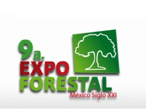 ESTAMOS PRESENTES ESTE 2011 EN LA 9a  EXPOFORESTAL EN LA CD DE MEXICO