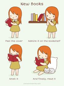 Az igazi könyvőrültek megértik ^^