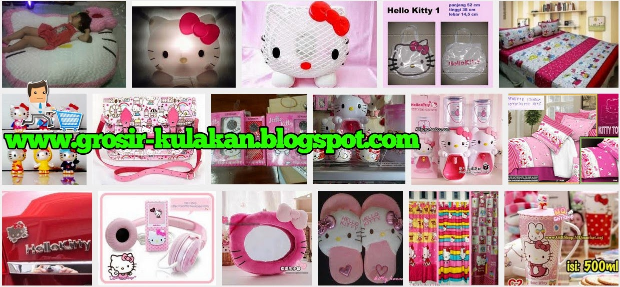 Distributor Hello Kitty