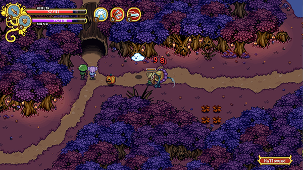 Secrets of Grindea (Early Access v0.56h) 2014 Screenshot 3