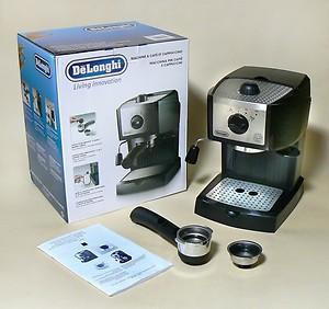 delonghi espresso machine ec 155