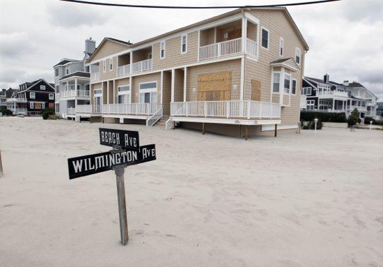 Bencana: Taufan Sandy, 30 Okt 2012