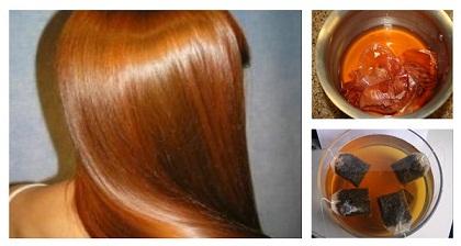 Obtener el tinte de pelo perfecto con estos ingredientes naturales.