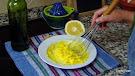 Mayonaise maken met de hand
