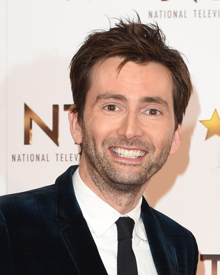 Vote For David Tennant In The Glamour Magazine Sexiest Man ...