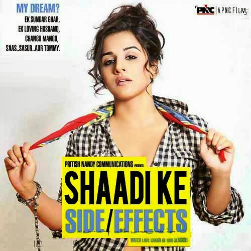 shaadi ke side effects 2014 free new bollywood movies