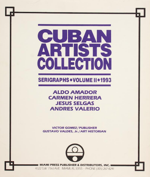 Cuban Artists Collection / 1993