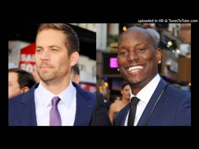 Tyrese ft. Ludacris - My Best Friend (Paul Walker Tribute)