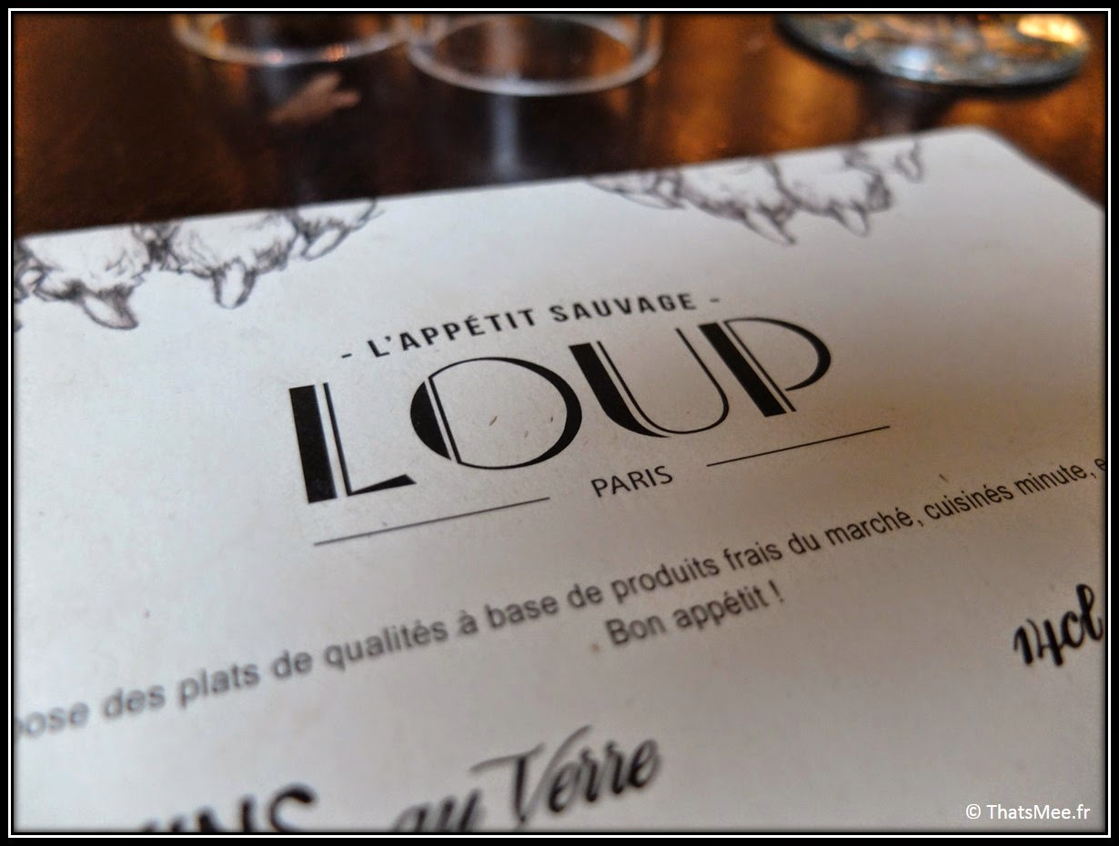 l'appetit sauvage Loup resto Paris rôtisserie viande meatlovers