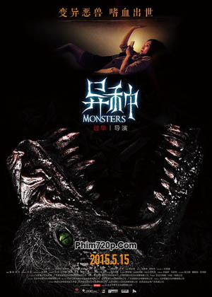 Monsters 2015 poster