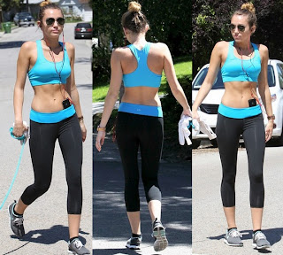 Miley Cyrus Weight Loss