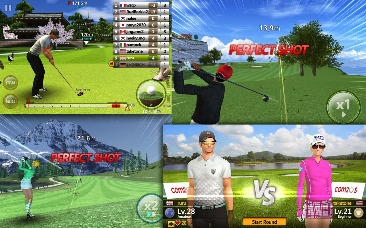 Golf Star™ v1.8.7