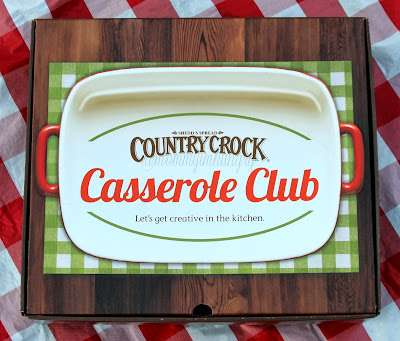 a country crock casserole club big #giveaway: plus a thanksgiving family fave veggie casserole recipe