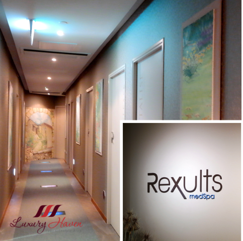 rexults medspa aesthetics wellness diagnostics centre