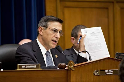 Darrelll Issa at Benghazi hearing