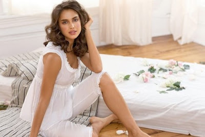 Irina Shayk Wags Tercantik dan Seksi di Dunia