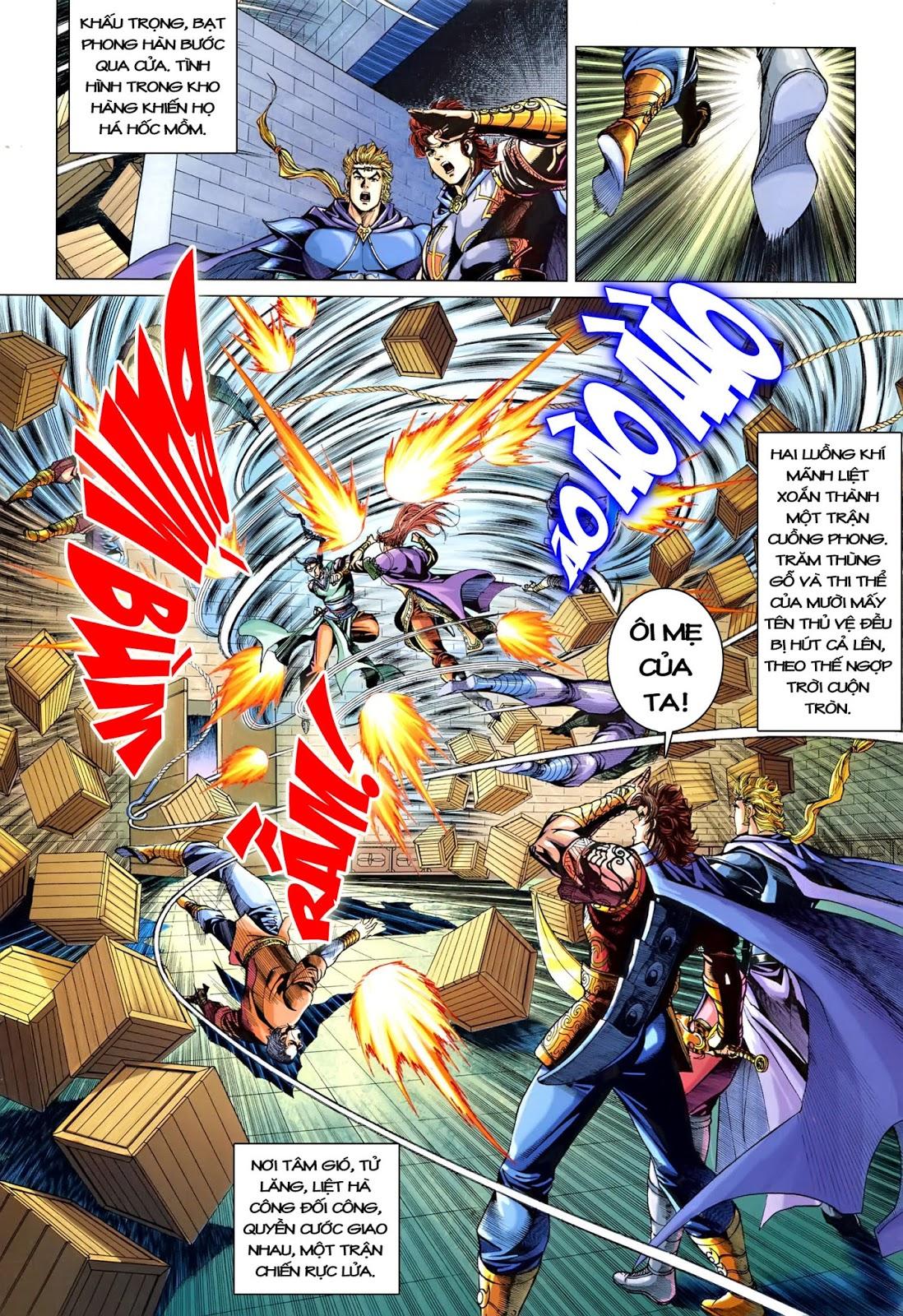 Đại Đường Song Long Truyện chap 218 - Trang 26