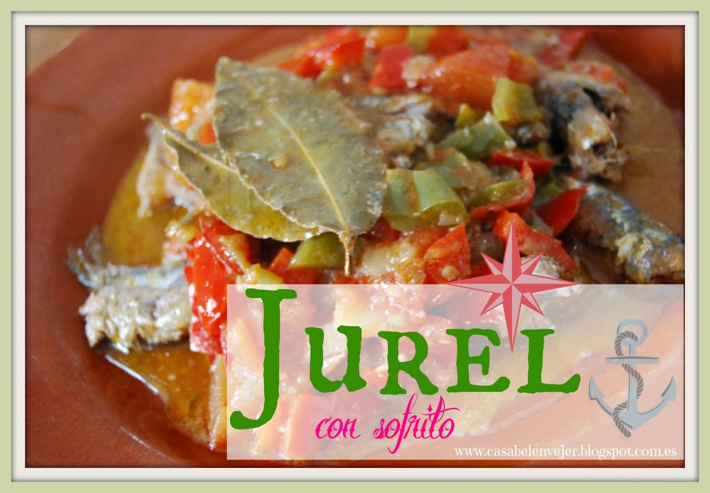 Casabel n blog una receta de pescado econ mica y for Cocinar jurel