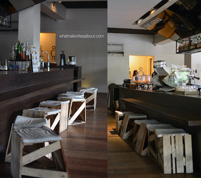 Neil Writes About EDSA Beverage Design Group's YKW Coffee Ambiance