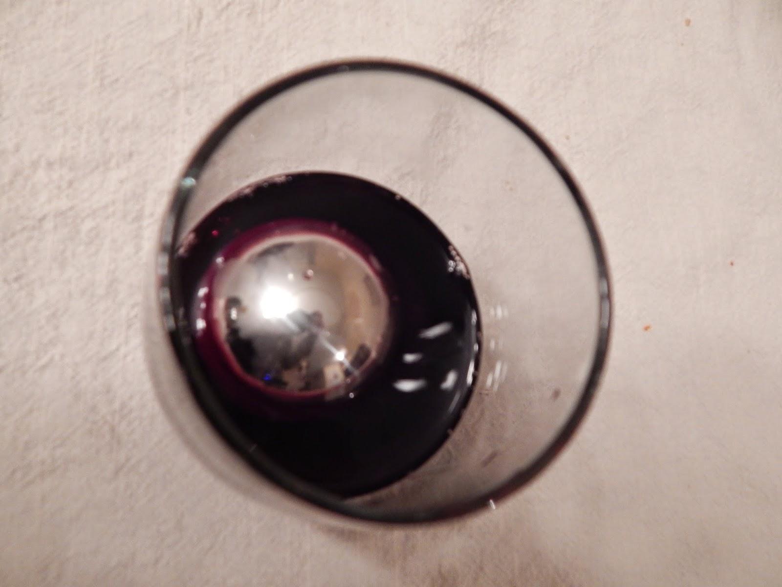 Balls of steel wine chiller