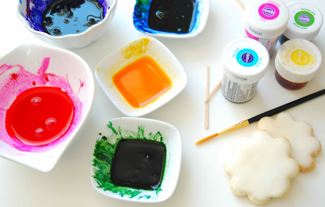 Can Gel Food Colouring Be Used For Egg Whites