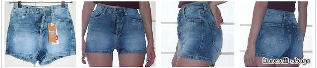 bershka shorts rebajas