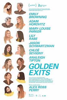 Golden Exits Dublado Online