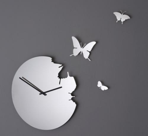 Sommerfugl klokke