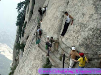 Are You Brave Enough to Attempt This Terrifying Hike (China)