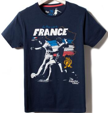 camisetas selecciones Eurocopa 2012