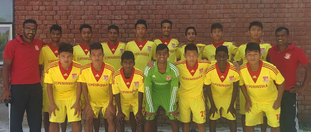 Pune FC U-17 all set for Subroto Cup