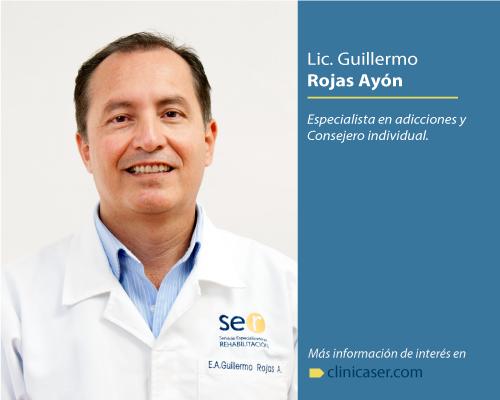 Consejero individual Guillermo Rojas Ayón