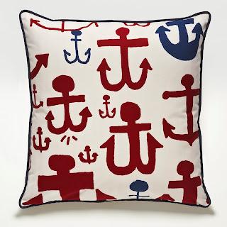 Unison Home ahoy pillow