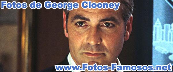 Fotos de George Clooney