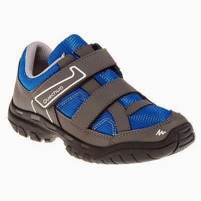 Bon plan chaussures à scratch pour garçon-c'est solide et pas cher