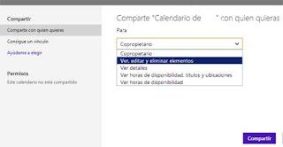 Abrir correo Outlook Calendario Outlook