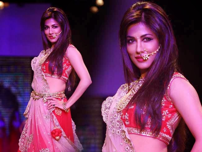 Chitrangada Singh at India International Jewellery Week (IIJW)-2014