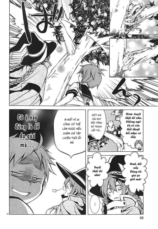 Mushoku Tensei - Isekai Ittara Honki Dasu - Chapter 2 - Pic 13