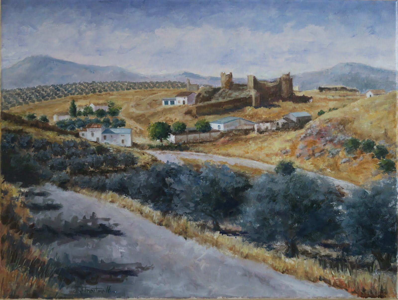 El Berrueco (III); Torredelcampo, Jaén (12P)