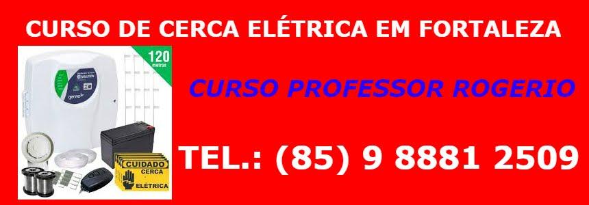 CURSO DE CERCA ELÉTRICA EM FORTALEZA