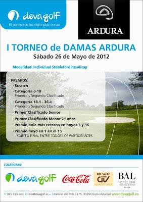 torneo Ardura en Deva Golf