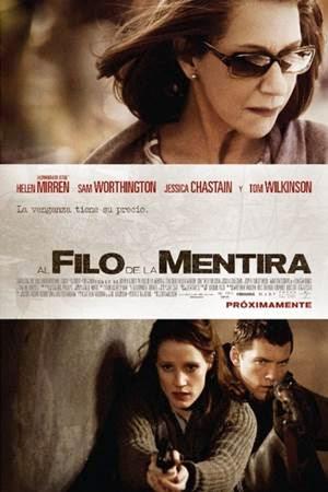 Imagen Al Filo de la Mentira DVDRip Latino