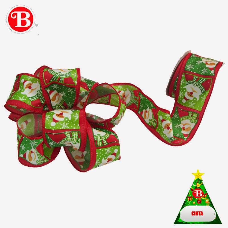 Qu est de moda cintas navide as para decorar - Cintas para decorar ...