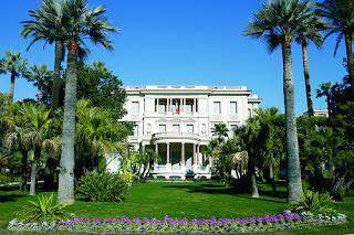 La Villa Masséna à Nice, le style Empire sur la côte d'Azur. 2603901432_63f230d4bc