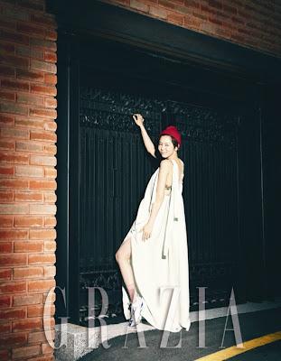 Kim Na Young - Grazia Magazine June Issue 2013