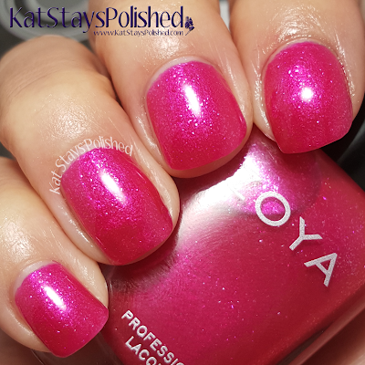 Zoya Paradise Sun - Mae | Kat Stays Polished