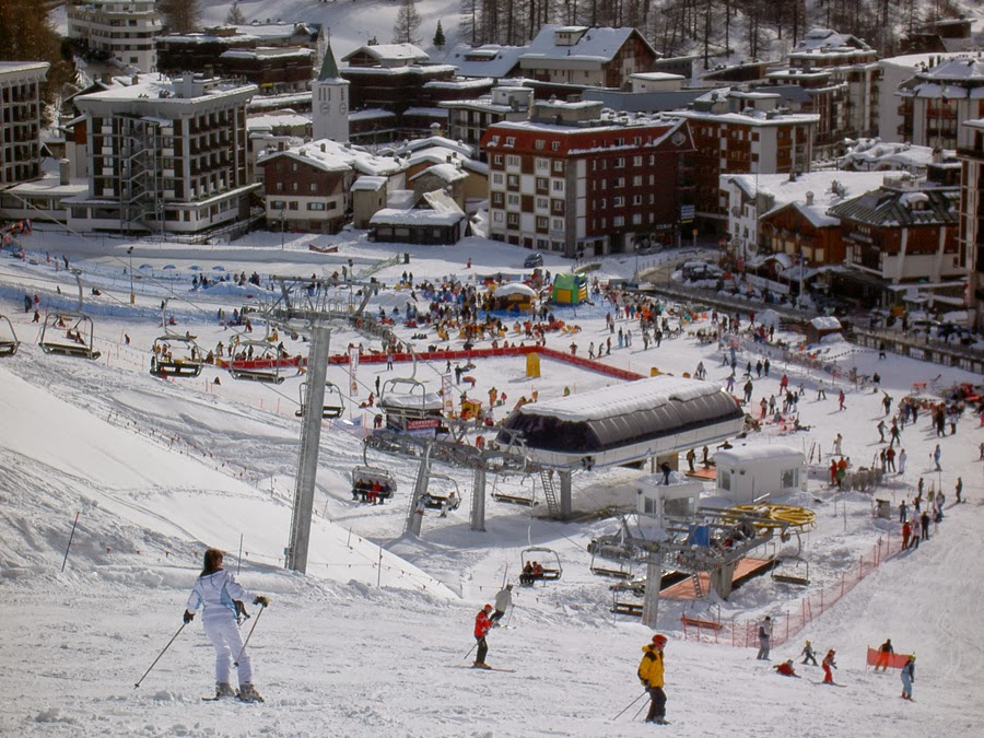 Cervinia, Italy - The Top Ski Resorts for Families In The World