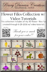 PDC 3D Flower Files w/ Videos Collection through 6/29/2016